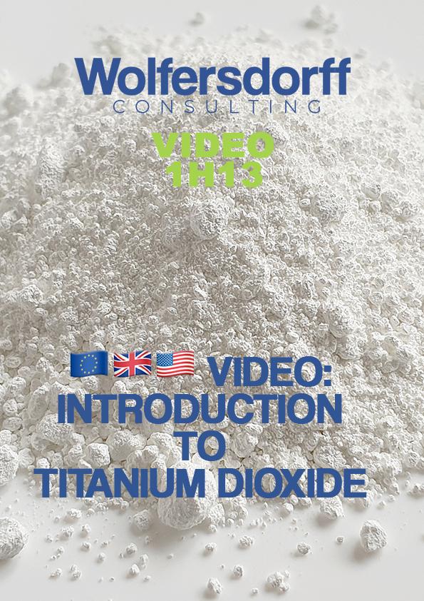 Introduction to titanium dioxide