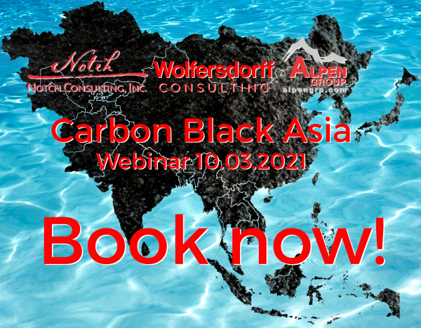 Carbon black trends in Asia